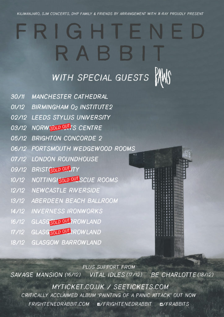 UK Tour Support