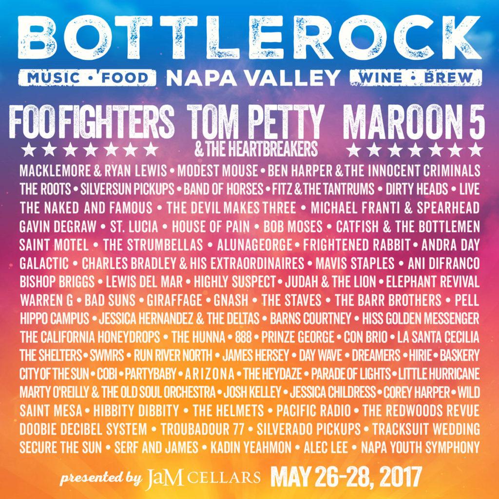 BottleRock Napa